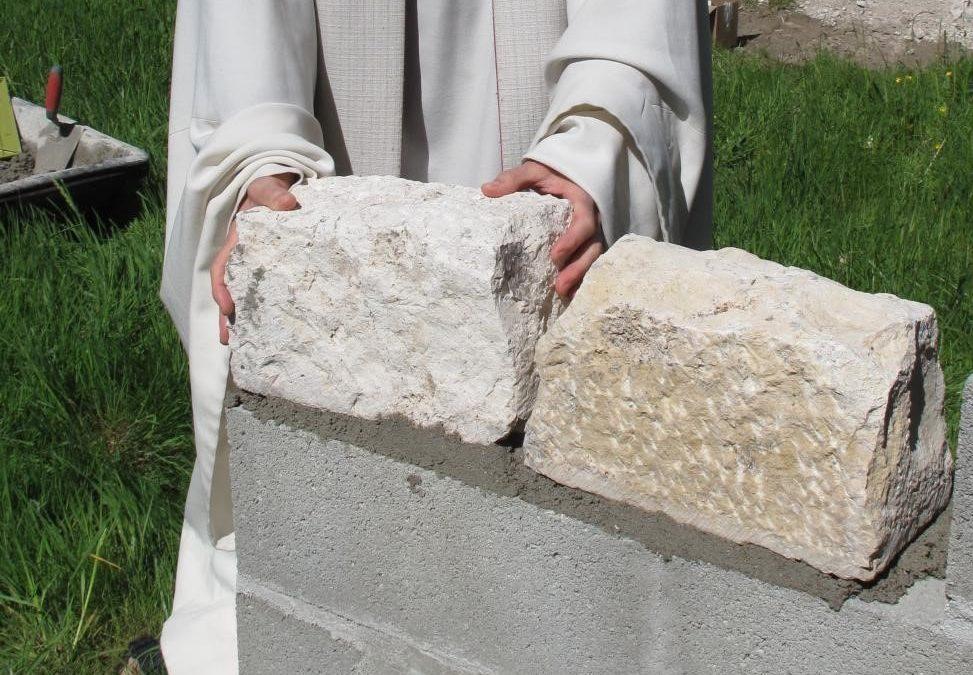 """Construction de la Maison """"Jérusalem"""""""